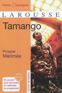 Tamango : nouvelle