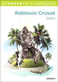 Robinson Crusoé : extraits
