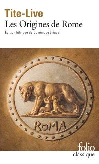 Histoire romaine. Volume 1, Les origines de Rome