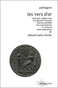 Les vers d'or : texte grec original