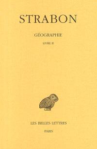 Géographie. Volume 1-2, Livre II