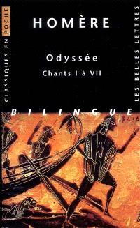 Odyssée. Volume 1, Chants I à VII