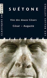 Vies des douze Césars, César, Auguste
