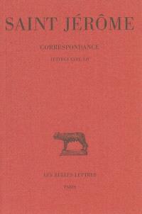 Correspondance. Volume 2, Lettres 23-52