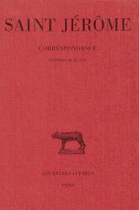 Correspondance. Volume 5, Lettres 96-109