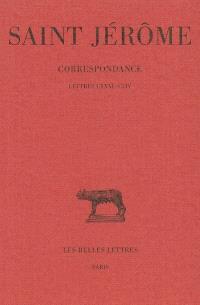 Correspondance. Volume 8, Lettres CXXXI-CLIV