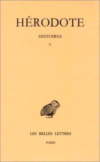 Histoires. Volume 5, Terpsichore : Livre V