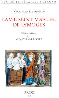 La vie de seint Marcel de Lymoges