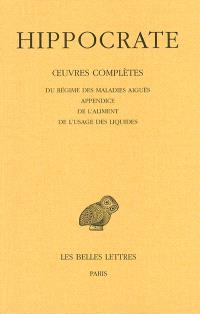Oeuvres complètes. Volume 6-2