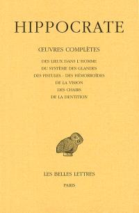 Oeuvres complètes. Volume 13