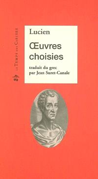 Oeuvres choisies
