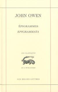 Epigrammes : 1606-1612 = Epigrammata : 1606-1612