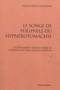 Le songe de Poliphile ou Hypnerotomachie