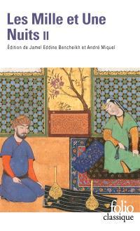 Les mille et une nuits : contes choisis. Volume 2