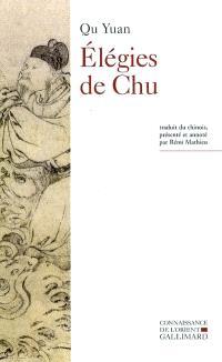 Elégies de Chu = Chu ci