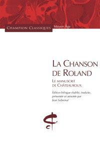 La chanson de Roland : le manuscrit de Châteauroux