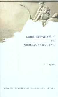 Correspondance de Nicolas Cabasilas