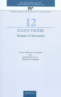 Julius Valère : roman d'Alexandre