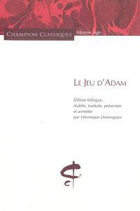 Le jeu d'Adam