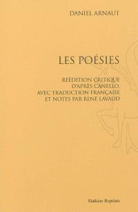 Les poésies