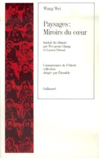 Paysages : miroirs du coeur