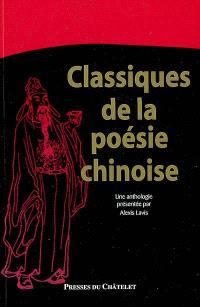 Classiques de la poésie chinoise