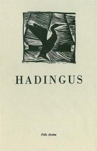 Hadingus : traduction des chapitres V à VIII du premier livre des Gesta Danorum de Saxo Grammaticus