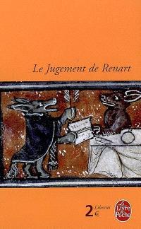 Le jugement de Renart : roman de Renart, branche I, Ia, Ib