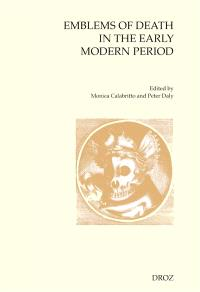 Emblems of death in the early modern period