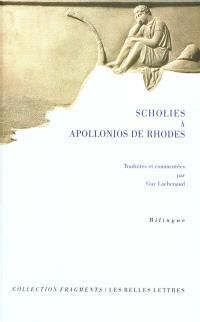 Scholies à Apollonios de Rhodes