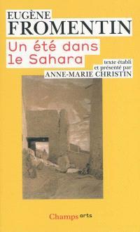 Un été dans le Sahara