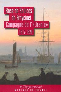 Journal : campagne de l'Uranie (1817-1820)