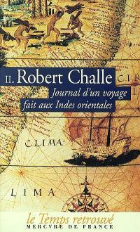 Journal d'un voyage fait aux Indes orientales : (du 24 février 1690 au 10 août 1691). Volume 2, Août 1690-août 1691