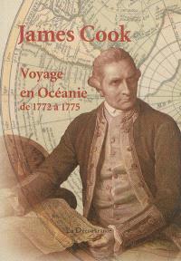 Voyage en Océanie : de 1772 à 1775