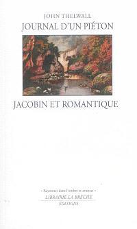 Journal d'un piéton jacobin et romantique