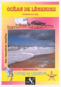 Océan de légendes. Volume 5, Morbihan (56)
