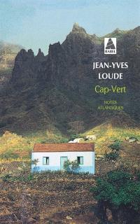 Cap-Vert : notes atlantiques