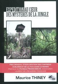 Expédition au cœur des mystères de la jungle