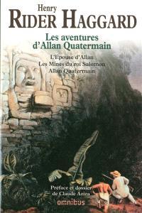 Les aventures d'Allan Quatermain