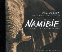 Namibie, de l'Okavango aux chutes Victoria : carnet de voyages dans le Caprivi