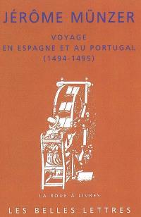 Voyage en Espagne et au Portugal (1494-1495)