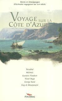 Voyage sur la Côte d'Azur