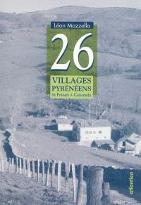 26 villages pyrénéens : de Pasajes à Cadaquès