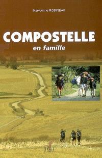 Compostelle, en famille