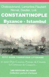Constantinople, Byzance, Istamboul