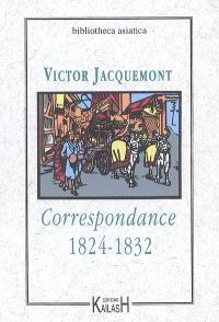 Correspondance : 1824-1832