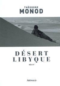 Désert libyque : récit