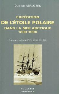 Expédition de l'Etoile Polaire dans la mer Arctique : 1899-1900