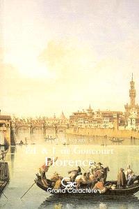 Florence : récit de voyage, extrait de L'Italie d'hier