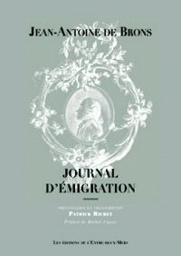 Journal d'émigration